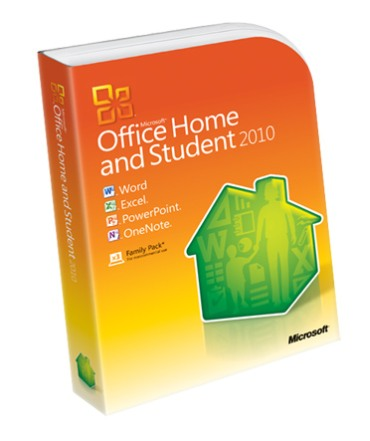 Microsoft Office 2010 Home and Student 3 User Deutsch (0885370025460
