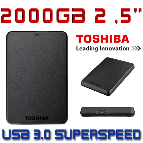 2000gb 2 5 toshiba stor e externe festplatte sata 2 usb 3. Black Bedroom Furniture Sets. Home Design Ideas