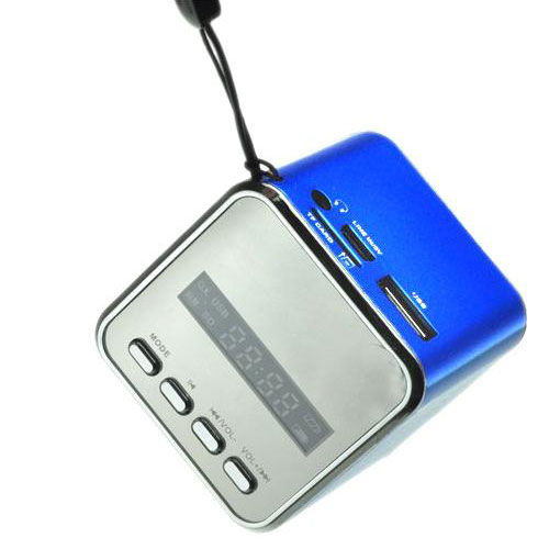 Mini-Lautsprecher-Box-MP3-Akku-Musik-Player-USB-Stick-Micro-SD-FM-Radio-Line-In